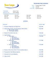 templates for business agenda agenda template exle family trip agenda template exle trip
