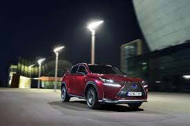 lexus nx 300h f sport 2015 image lexus tuning 2015 nx 300h f sport wine color cars night time