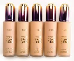 tarte light medium neutral tarte rainforest of the sea water foundation temptalia bloglovin