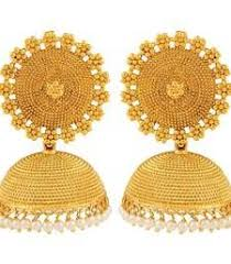 buy jhumka earrings online buy gorgeous antique jumka jhumka online buttaalu