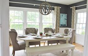 modern dining rooms color
