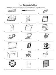 classroom objects english classes pinterest student centered