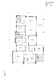 Wide Lot Floor Plans Plans Wide Lot 2 Story Rectangle House Plans Carribbean Two Storey