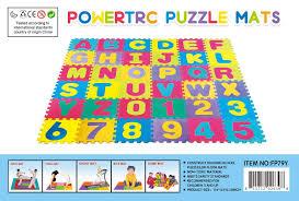 lexus international tiles powertrc puzzle mat alphabet