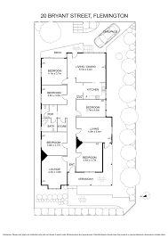 bryant victoria floor plan 20 bryant street flemington vic 3031