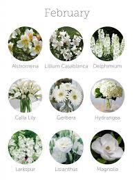 wedding budget tip 16 choose in season flowers february