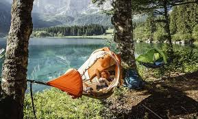 hammock camping the ultimate guide cool of the wild
