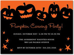 halloween invitations pretty pattern gifts