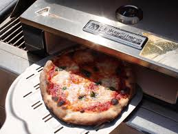 Stovetop Pizza Oven The Best Backyard Pizza Ovens Serious Eats