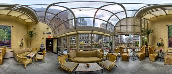 virtual tour of the library hotel in new york nyc luxury hotel