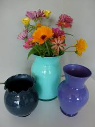 Glass Vase Painting Diy Night Painted Glass Vases Design Improvised