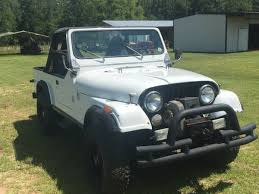 jeep scrambler 1982 jeep scrambler for sale in georgia cj 8 north american classifieds