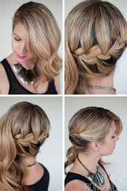 braided hairstyle instructions step by step french braid step by step guide to braided hairstyles tutorials