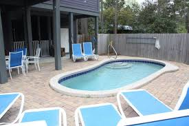 Beach House Backyard Aspen Beach House Grayton Beach Beach Vacation Rental Fl Gulf