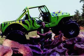dark green jeep cj 1984 cj 8s