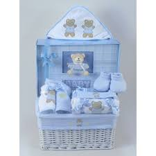 forever baby book gift basket boy