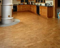 Cork Flooring Installation Inlaid Cork Kitchen Flooring Alluring Kitchen Flooring