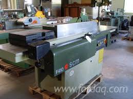 Scm Woodworking Machines Ireland by For Sale Scm F410 Thickening Machine
