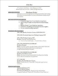 Sample Resumes For Warehouse Jobs by Warehouse Objective For Resume Resume Templates