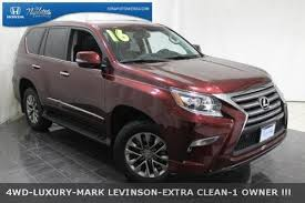 lexus gx for sale by owner used lexus gx 460 for sale in chicago il edmunds