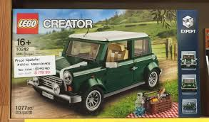 lego volkswagen mini brickfinder lego mini cooper mk vii price hike singapore