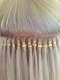 hairstyles for bead extensions micro bead hair extensions 11 best hair extensions pinterest