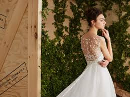 brown wedding dresses la s best bridal boutiques