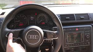 99 audi s4 2004 audi s4 b6 with 2017 tt 8s multifunction steering wheel