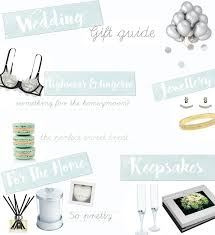 wedding gift guide to be gift guide part two dizzybrunette