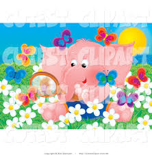 royalty free stock cute designs of flowers