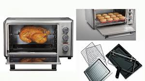 Best Rotisserie Toaster Oven Top 5 Best Convection Ovens Reviewed U2013 Top Picks For 2017 Youtube