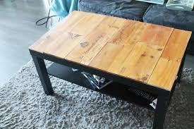 Table En Verre Ronde Ikea by Table Basse En Verre Ikea Table Basse Noyer Et Blanc Laque U2013