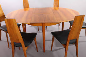 solid cherry dining room set extendable dining table with six chairs solid cherry production