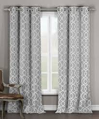 Patterned Blackout Curtains Shocking Another Greaton Zulily Gray Harris Blackout Curtains Set