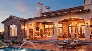 mediterranean style home plans exciting mediterranean entry design with bench napa valley tuscan