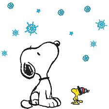 Snoopy Winter Clipart Clipartxtras