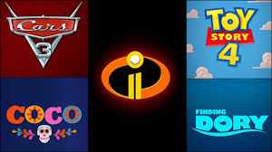 disney dates incredibles 2 toy story 4 cars 3