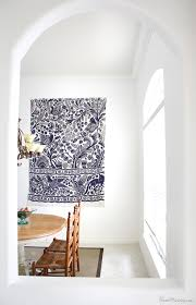 how to hang a rug on the wall as art house mix