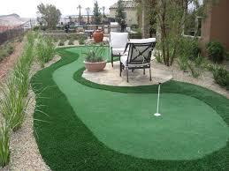 backyard putting greens do it yourself diy backyard putting