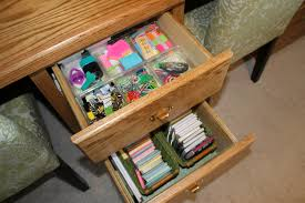 Organize Your Desk by Collection In Desk Drawer Organizer Ideas With How To Organize