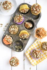 apr 3 carrot cake muffins with streusel topping streusel topping
