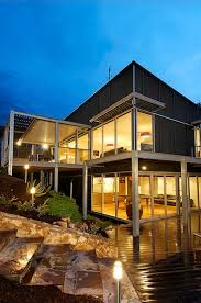 Metal Homes by Building Steel Framed Houses Modern Homes Images With Fascinating