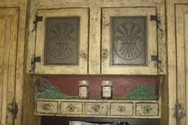breathtaking primitive painted kitchen cabinets photos best idea