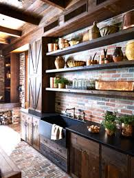 woodwork kitchen designs 23 best rustic country kitchen design ideas and decorations for 2017