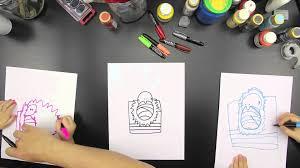how to draw baby jesus youtube