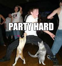 Party Hard Meme - th id oip ifwwmfadwzktzhf lbobpwhah3