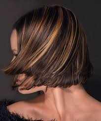 partial red highlights on dark brown hair 35 glamorous dark brown hair with highlights creativefan