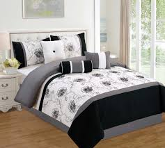 black and white bedding u2013 ease bedding with style