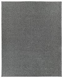 nance industries puresoft shaggy dark gray area rug u0026 reviews