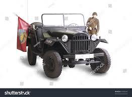 army jeep with gun soviet military jeep gaz 67 model stock photo 21662293 shutterstock